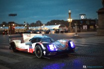 Porsche - 919 Tribute Tour Paris