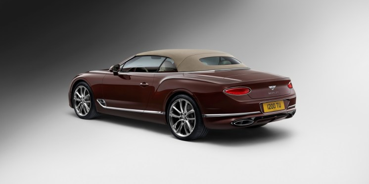 Bentley Continental GT Convertible_12