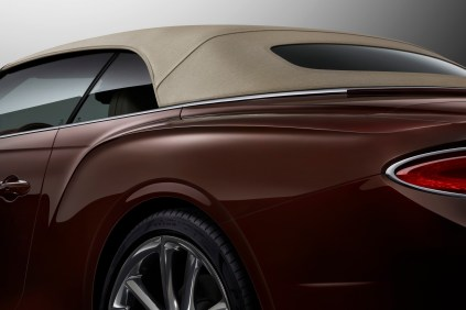 Bentley Continental GT Convertible_14