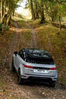 20MY Range Rover Evoque, world premiere.