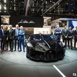 Supercars Salon de Genève 2019 (GIMS 2019)