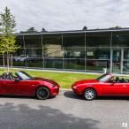 Essai Mazda MX-5 NA 1989 (et ND 2019)