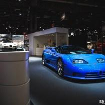 Rétromobile Salon 2020 (photos) - Bugatti EB110