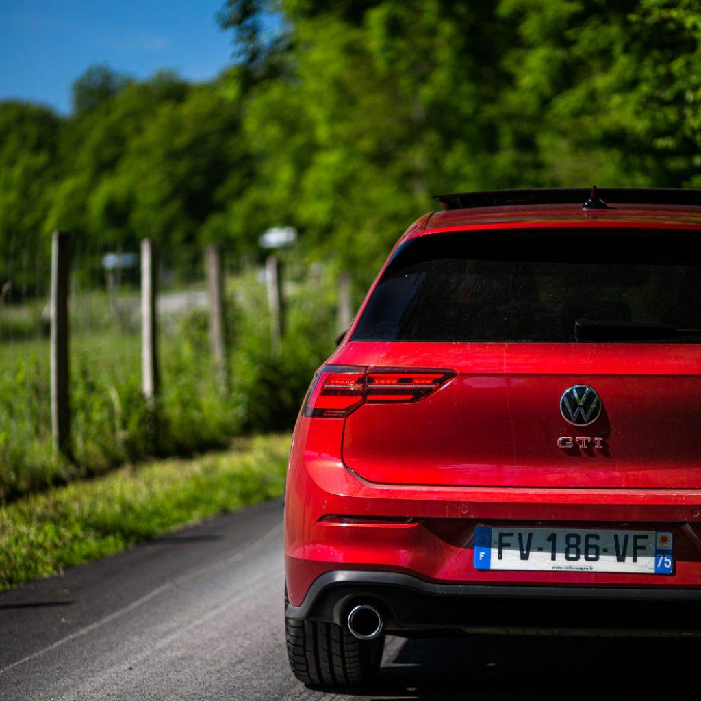 Essai Volkswagen Golf GTI 8