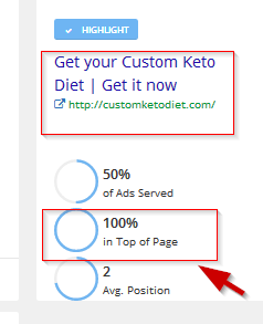 2020 04 22 03 34 49 SpyFu AdWords PPC Competitor Keyword Ad Test History  https   www.customketo