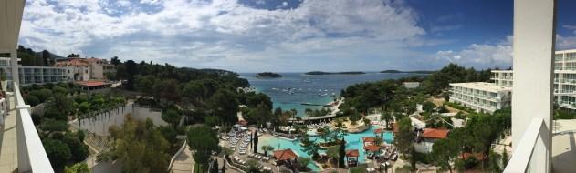 Panorâmica Amfora Grand beach resort