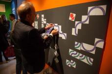 Azulejos em Brasília, Azulejos em Lisboa | Athos Bulcão e a Tradição da Azulejaria Barroca | 2013