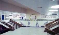 Eduardo Nery, Lisboa, Metropolitano de Lisboa, Estação do Campo Grande, 1991-1992 [© Arquivo Eduardo Nery]