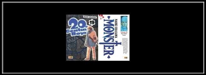 NI 13. Aniversário de carreira de Naoki Urasawa