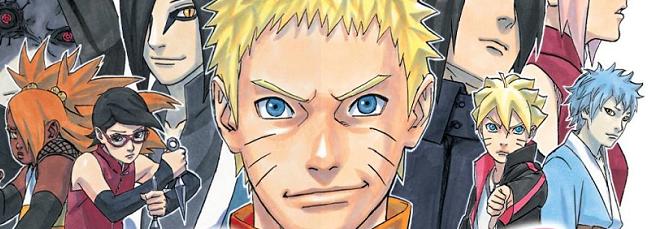 NR 184. Panini divulga especificações de Naruto Gaiden