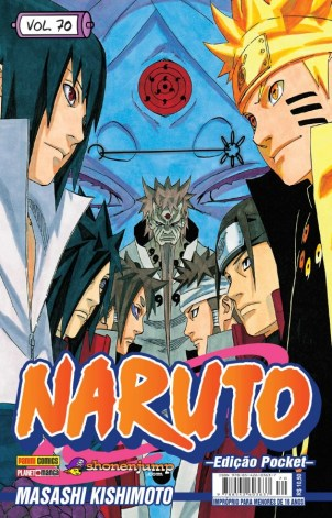 Naruto Pokect 70