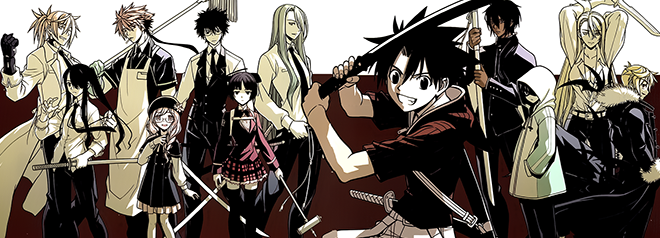 Resenha: UQ Holder! – volume 1