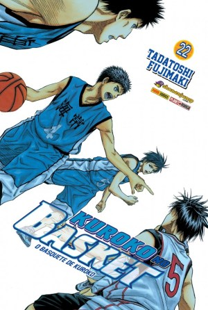 Kuroko no basket 22