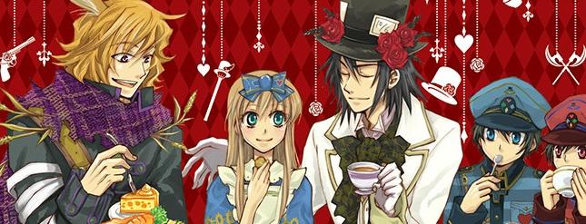 Resenha: Alice hearts #02