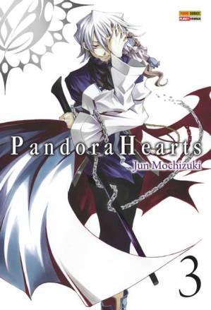 Pandora hearts 03