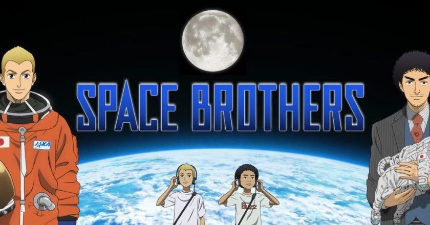 Conheça o mangá Space Brothers