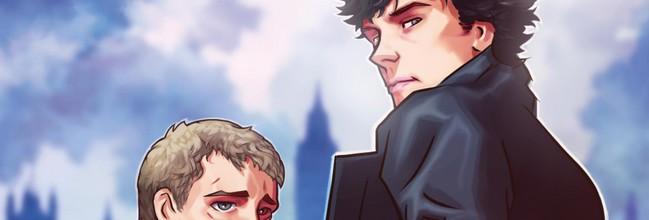NI 101. Nova remessa de capítulos de Sherlock já tem data no Japão
