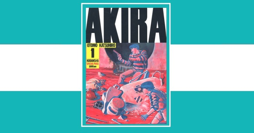 NR 277. JBC divulga capa nacional de Akira