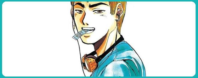 Resenha: Great Teacher Onizuka # 01