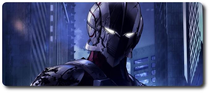 """NI 235. Mangá """"Ultraman"""" ganhará adaptação para animê"""