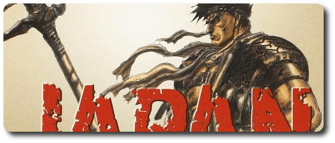 """[Curiosidade] JAPAN: a união dos criadores de """"Hokuto no Ken"""" e """"Berserk"""""""