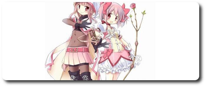 """NI 308. Novo mangá de """"Madoka Magica"""" no Japão"""