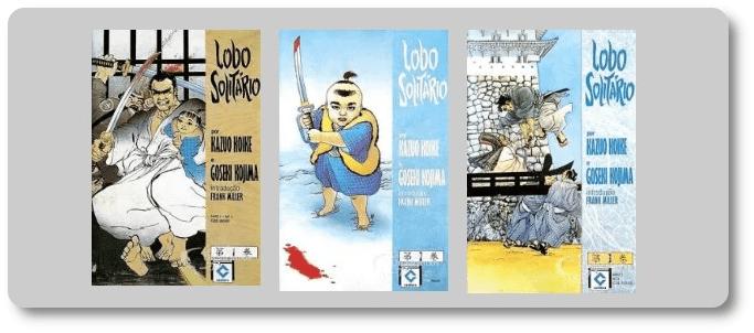 """Memória: os 30 anos do fim da primeira publicação brasileira de """"Lobo Solitário"""""""