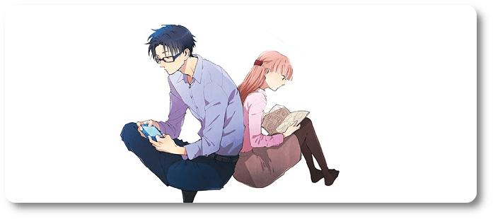"""""""Wotakoi"""": primeiro volume volta a ficar disponível"""