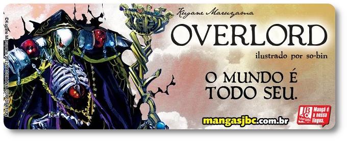 "Resenha: ""Overlord"" – Livro 1 (Light Novel)"