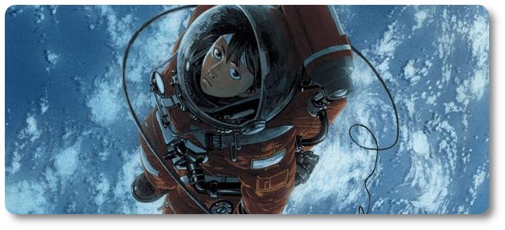 BBM Lista: 4 mangás que se passam no espaço (ou quase isso)
