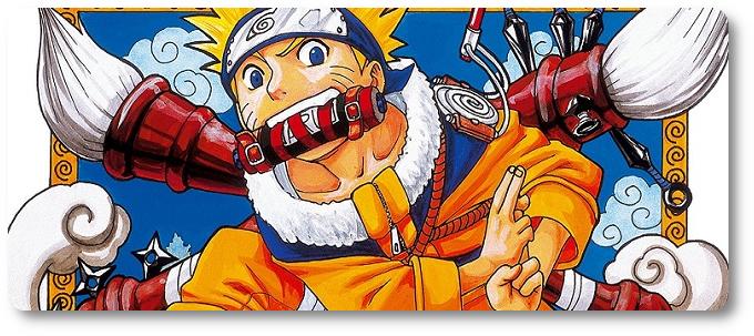 """Memória: Há 12 anos mangá """"Naruto"""" era lançado pela primeira vez no Brasil"""