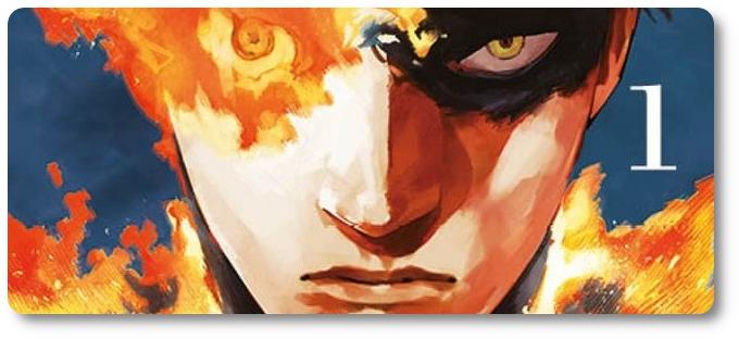 """Resenha: """"Fire Punch"""" (Volume 1)"""
