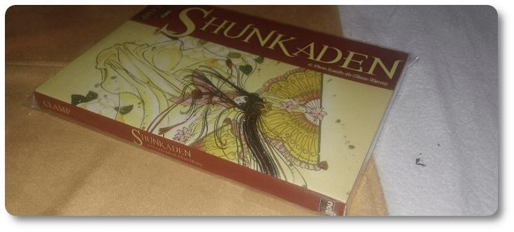 """Resenha: """"Shunkaden"""", o mangá incompleto do CLAMP"""