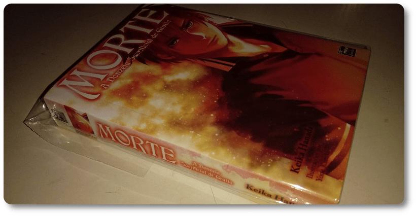 Resenha: Morte – A Donzela Sacrificial de Gratia (Light Novel)