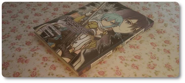 """Resenha: """"Sword Art Online – Phantom Bullet"""" (Volume 1)"""