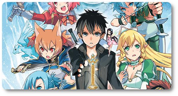 """CCXP 2019: Panini publicará """"Sword Art Online – Calibur"""""""