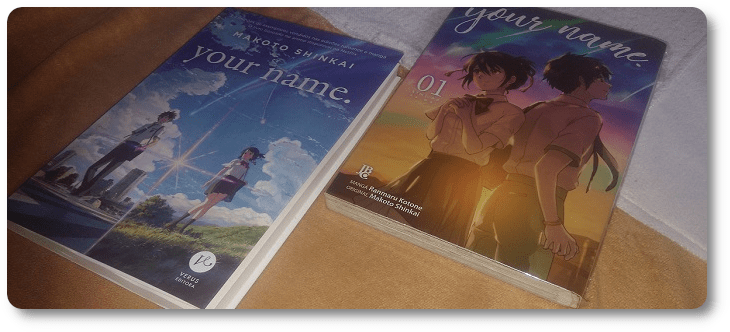[DICA DE NATAL DO BBM] Your Name.