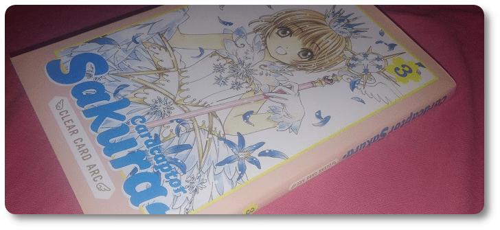 Resenha: Cardcaptor Sakura Clear Card Arc #03
