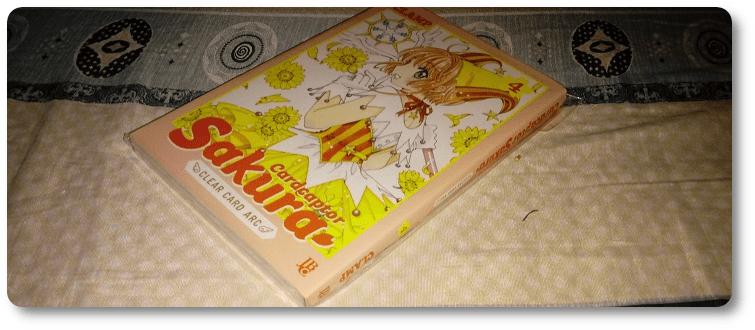 Resenha: Cardcaptor Sakura Clear Card Arc #04