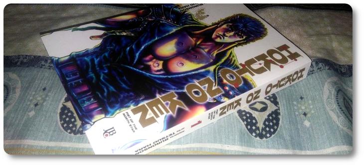 Resenha: Hokuto no Ken (volume 1)