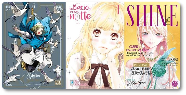 NI 468. Kodansha Manga Awards anuncia os títulos indicados ao prêmio deste ano