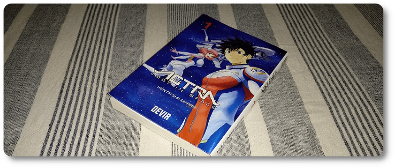 Resenha: Astra Lost In Space #01
