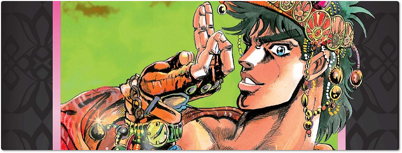 "Panini lança ""Jojo Battle Tendency"" em formato digital"