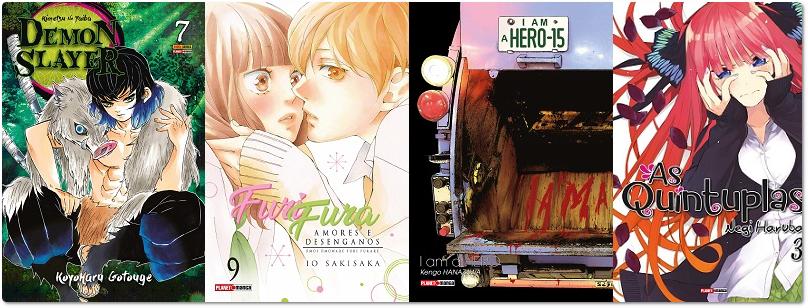 """""""Jujutsu Kaisen"""" e outros mangás da Panini em pré-venda na Amazon"""
