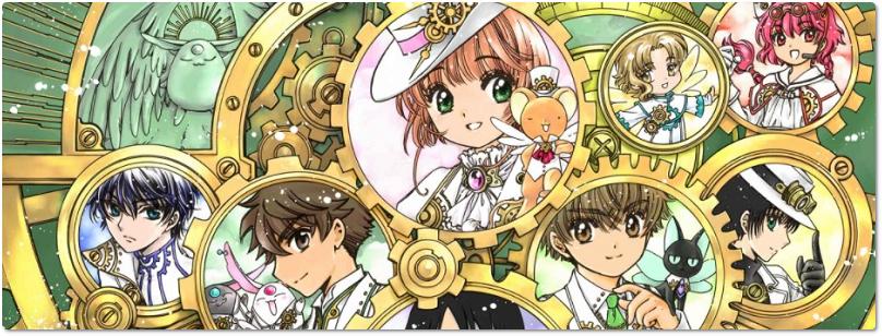 """JBC publica o capítulo 48 de """"Sakura Clear Card"""""""