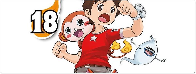 """Como anda a publicação de """"Yo-kai Watch"""" em outros países ocidentais?"""