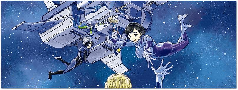 """Volume final de """"Astra Lost In Space"""" em pré-venda"""