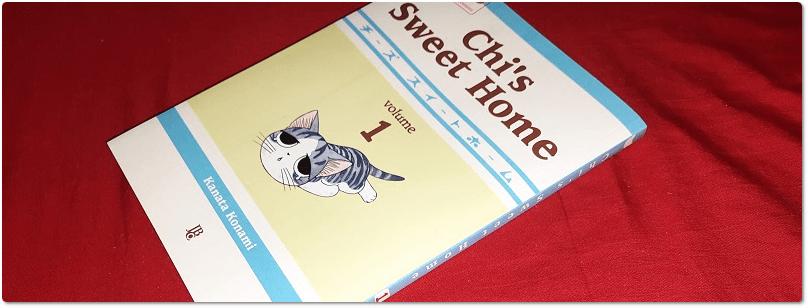 "Resenha: ""Chi's Sweet Home"" 01"