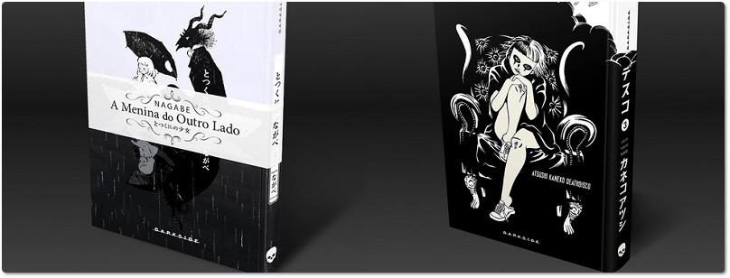 Checklist Outubro de 2021 – Editora Darkside Books