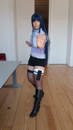 "Cosplay Hinata ""Naruto The Last Movie"""